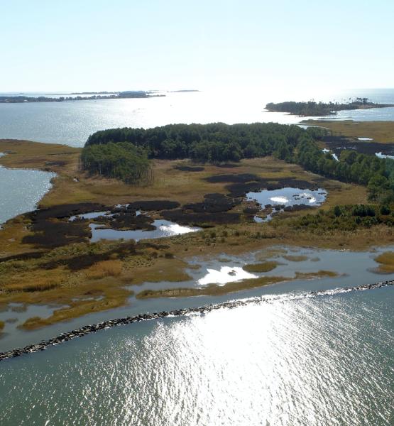 mid-bay-island-aerial